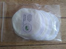 CLR Bamboo & Fleece Cleansing Pads pk6 Faulty Stitching